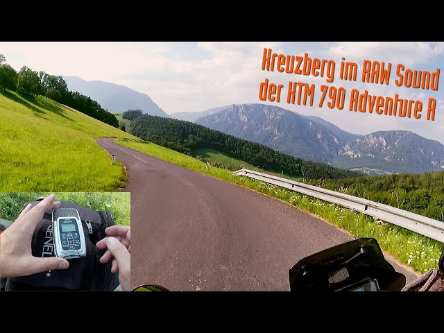 Kreuzberg RAW - KTM 790 Adventure R