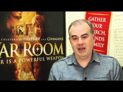 Alex Kendrick: War Room Testimonies