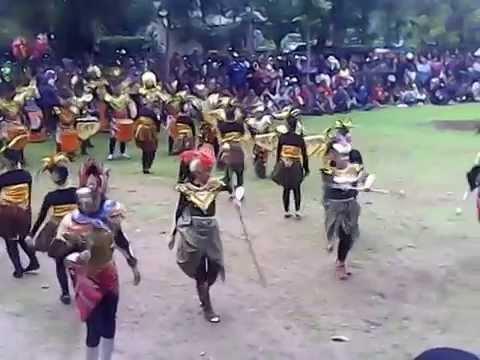 drumblek B'CAD 1st n best mayoret @ festival drumblek salip putih, Salatiga
