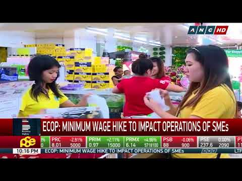 Metro Manila workers to get pay hike