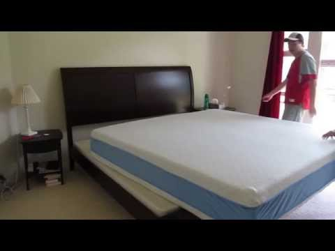 "Review and unboxing of Night Therapy Elite 13"" MyGel Prestige Memory Foam Mattress"