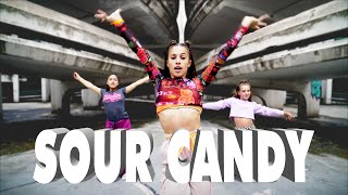 Lady Gaga, BLACKPINK - SOUR CANDY | DANCE CHOREO  | Sabrina Lonis Choreo | kids street dance