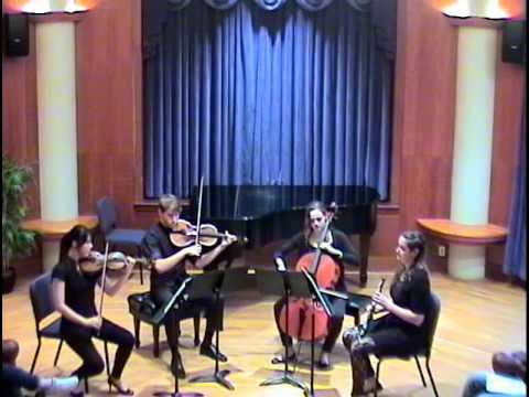 Victoria Fombelle Eastman School of Music Oboe Recital 3rd piece 11/7/15