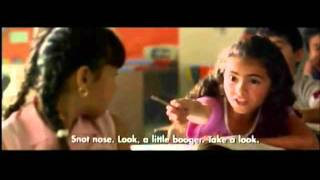 Selena Deleted Scene Ridiculed at School(Better Quality)