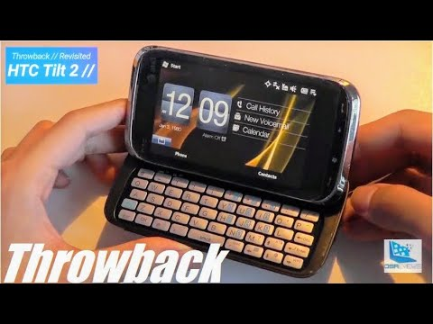 Retro Review: HTC Touch Pro 2 (Tilt 2) - Windows Mobile Smartphone!