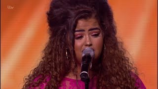 Scarlett Lee: She Blows Judges Away, They Didn´t Expect This! Bootcamp The X Factor UK 2017