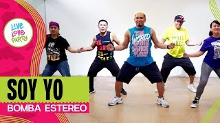 Soy Yo by Bomba Estereo | Live Love Party™ | Zumba® | Dance Fitness