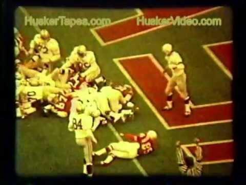 1970 Nebraska vs Kansas State Film with radio