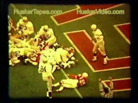 1970 Nebraska vs Kansas State Film with radio