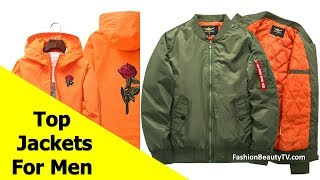 Top 50 best cheap jackets for men S1