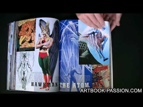 [2-minutes---1-artbook]-#-115-:-artbook-mythology-the-art-of-alex-ross
