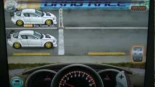 Repeat youtube video Drag Racing 12.361 Mazda RX-8 QS