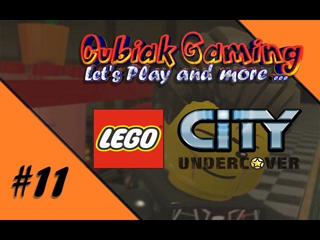WIR MACHEN DIE WELT PINK ★ Let's Play LEGO City Undercover #11