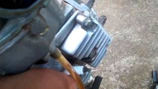 racing cdi and stock ignition coil