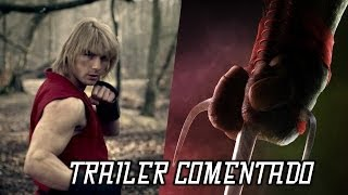 "Trailer Comentado - ""As Tartarugas Ninja"" e ""Street Fighter - Assassin's Fist"""