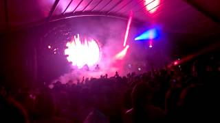 Franco Cinelli @ ENTER. Creamfield Bs.As 2014 .