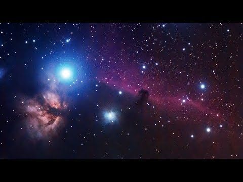 1 Hour of Dark Space Music