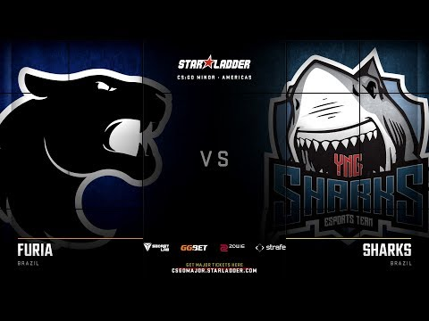FURIA vs Sharks vod