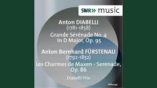 Grande Serenade No. 4 in D Major, Op. 95: II. Menuetto: Moderato assai e cantabile - Trio:...