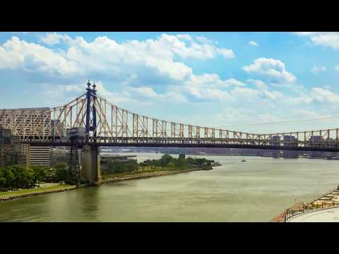 Timelapse of the Queensboro Bridge (Ed Koch)- 59th Street Bridge in New York City