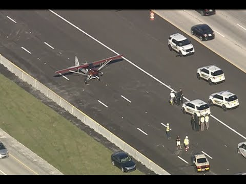 Young Scholar - Plane Lands On I4