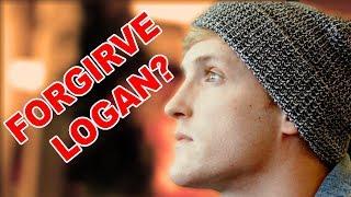 LOGAN PAUL SAYS HE DESERVES A SECOND CHANCE & I DO TOO | WHY LOGAN PAUL DESERVES A SECOND CHANCE