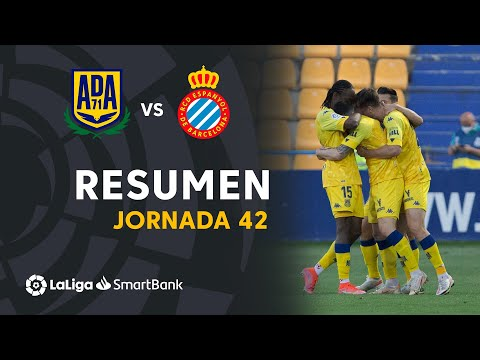 Alcorcón Espanyol Goals And Highlights