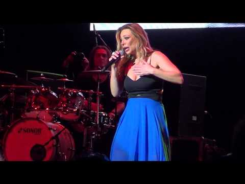 Taylor Dayne - Tell It To My Heart. Chile 2014.