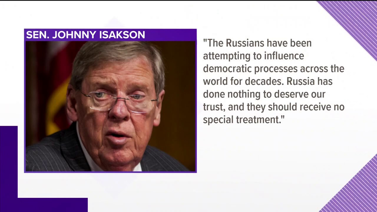 Area leaders react to news of Isakson resignation
