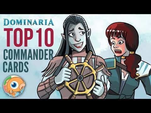 Dominaria: Top 10 Commander Cards