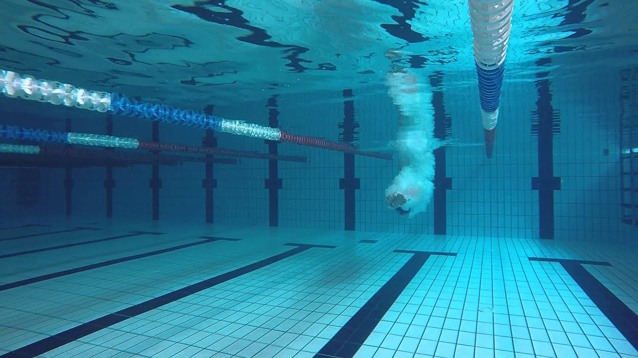 Acqua Torbida Piscina Gopro Sott 39acqua Youtube