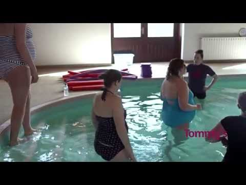 Tommy's: Aquanatal exercise in pregnancy
