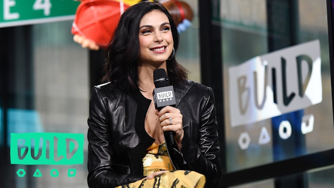 Morena Baccarin's Son Did Not Want To See