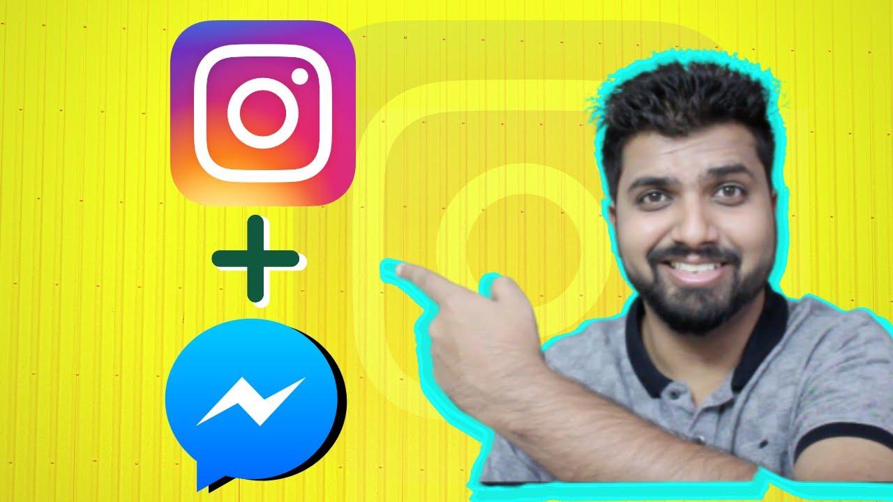 [Under 60 Secs] - Instagram Chat + Fb Messenger Chat Is Combined In Instagram now   Instagram Update
