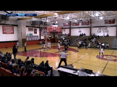 Girls Basketball Lanphier - Springfield  Varsity