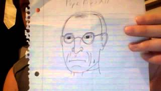 My Drawing Of Pope Pius XII