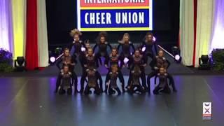 2018 ICU JR. US NATIONAL HIP HOP TEAM! WORLD CHAMPIONS!!