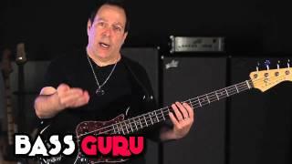 Bass Guru: Mike Visceglia - Master of Your Domain