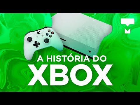 A História do XBOX (Original, 360 e XONE) - TecMundo