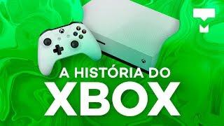 A História do XBOX (Original, 360 e XONE) - TecMundo thumbnail