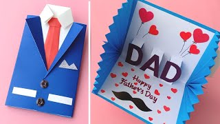 How to make Father's Day Card // Easy way to make Father's Day Card // Cards Tutorial