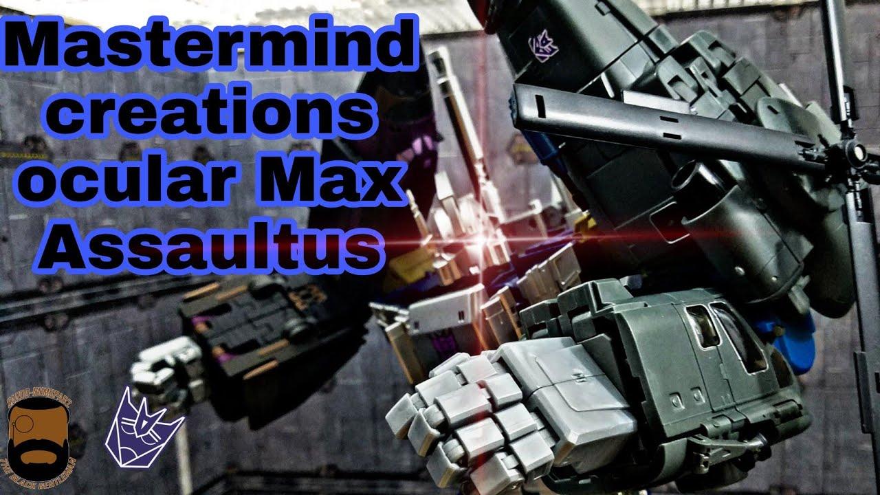 Mastermind Creations Ocular Max Assaultus Review by Sardo-numspa82