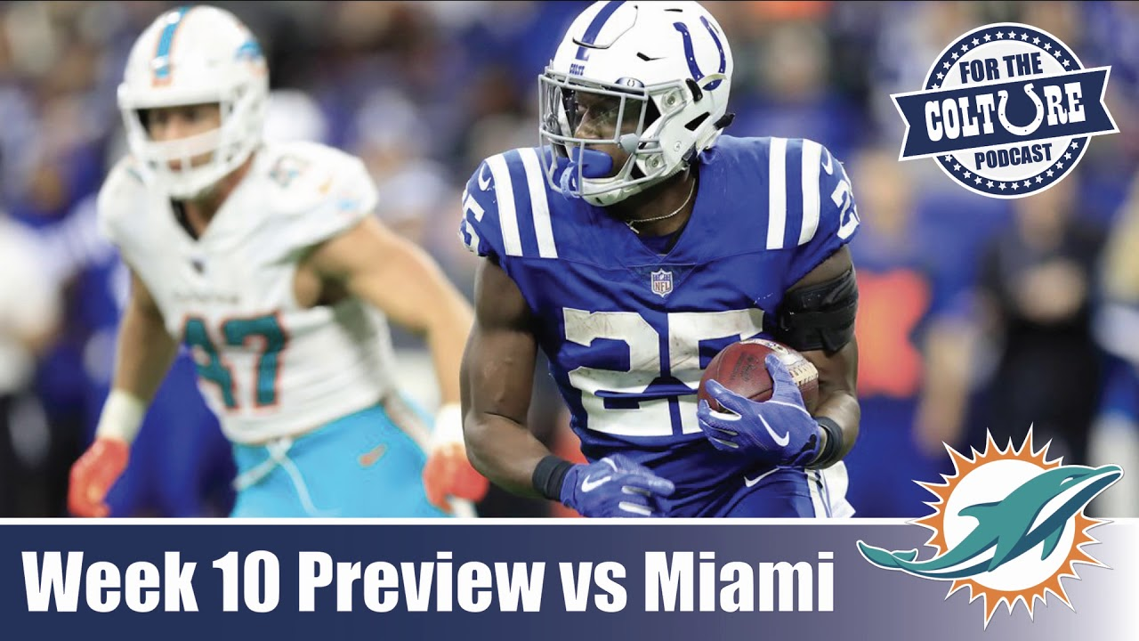 Colts vs. Dolphins: Week 10 staff picks and predictions