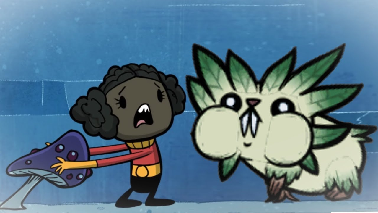 The Secret To Planting With Pips Oxygen Not Included Tutorial Youtube
