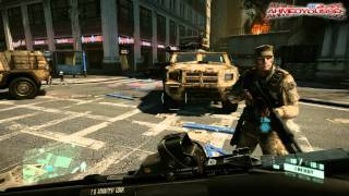 Crysis 2 PC Campaign Corporate Collapse Glitch and Fix