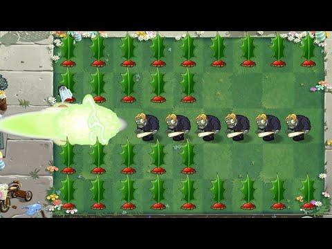 PvZ 2 1000 Plants Level 100 Vs 6 Gargimp Legal Zombies Level 100