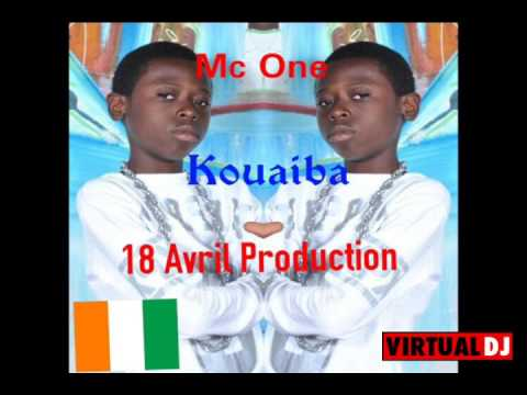 MC ONE FEAT ARAFAT & KEDJEVARA KOUAIBA (EXCLUSIVITE 18 AVRIL PROD )