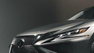 2018 Lexus LS - Photoshoot - Behind The Scenes