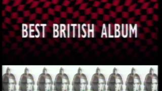 Stereo MCs win British Album presented by Jack Dee | BRIT Awards 1994