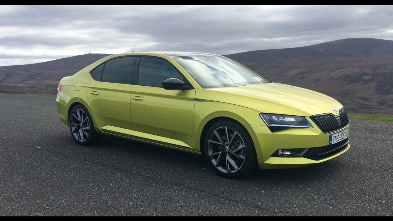 skoda superb sportline 2017 youtube. Black Bedroom Furniture Sets. Home Design Ideas